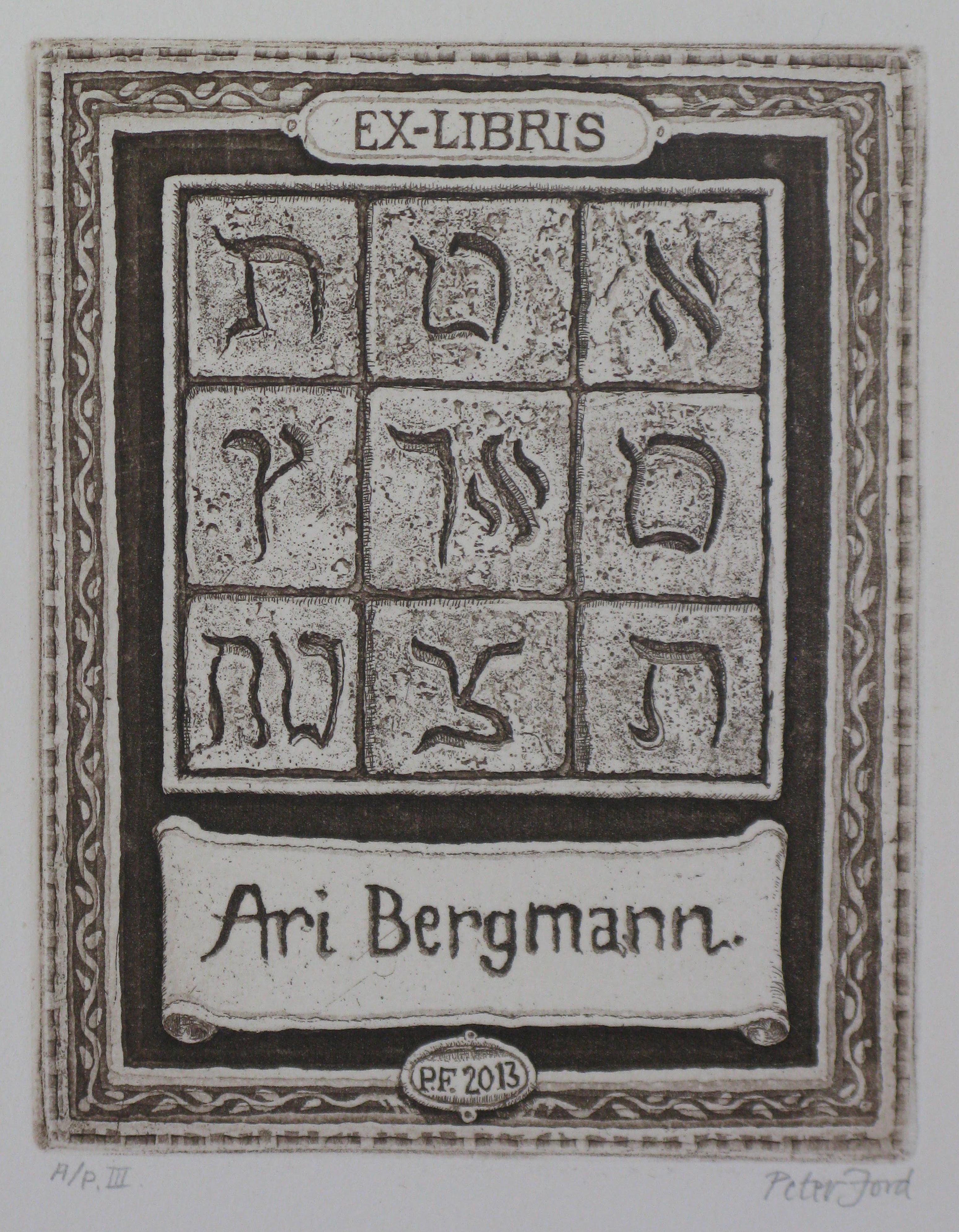 E L Ari Bergmann